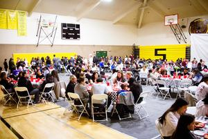 SMS First Diner Night With The Community