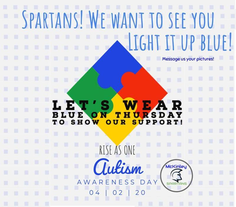 autism awareness flyer