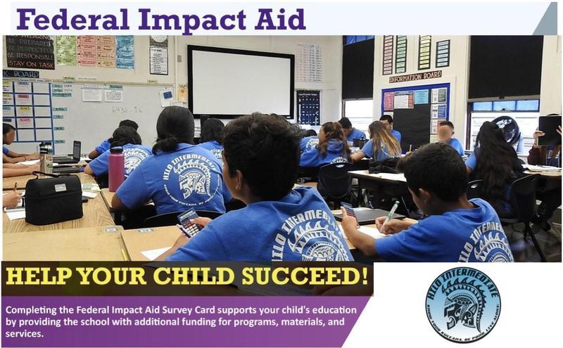 Online Federal Impact Aid Program Survey Featured Photo