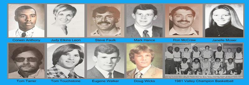 2019 South High Hall of Fame Announced! Click Here to see list of inductees and Flyer! Thumbnail Image