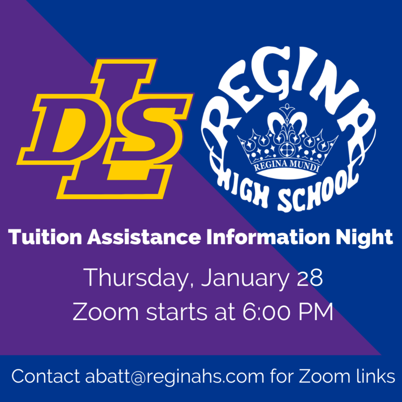 DLS and Regina Tuition Assistance Information Night Featured Photo