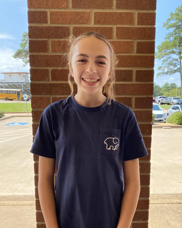 TMS Student of the Month Featured Photo
