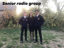 Sr. Radio Team Advances to Area