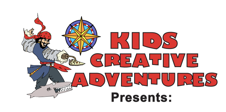 Kids Creative Adventure Logo