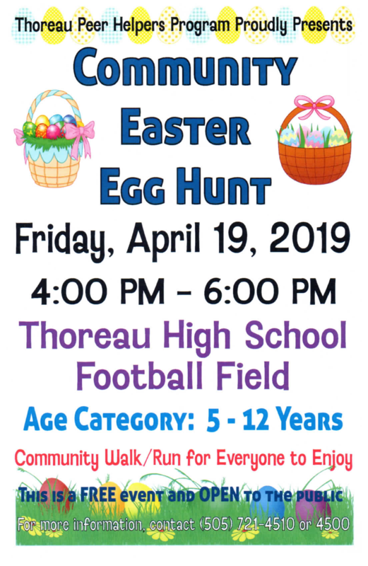 Community Easter Egg Hunt: April 19, 2019 Featured Photo