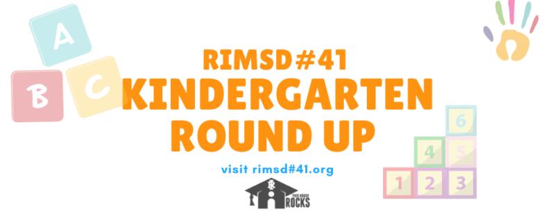 Kindergarten Round Up 2020 Featured Photo