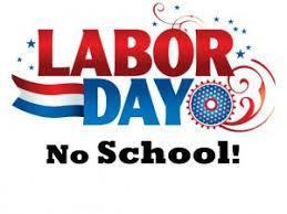 labor day no school