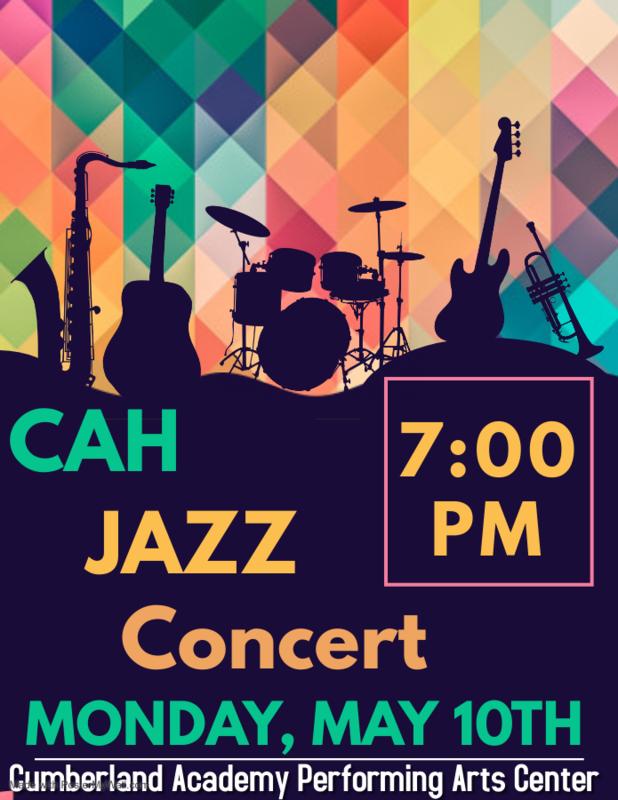 Jazz Spring Concert Info Featured Photo