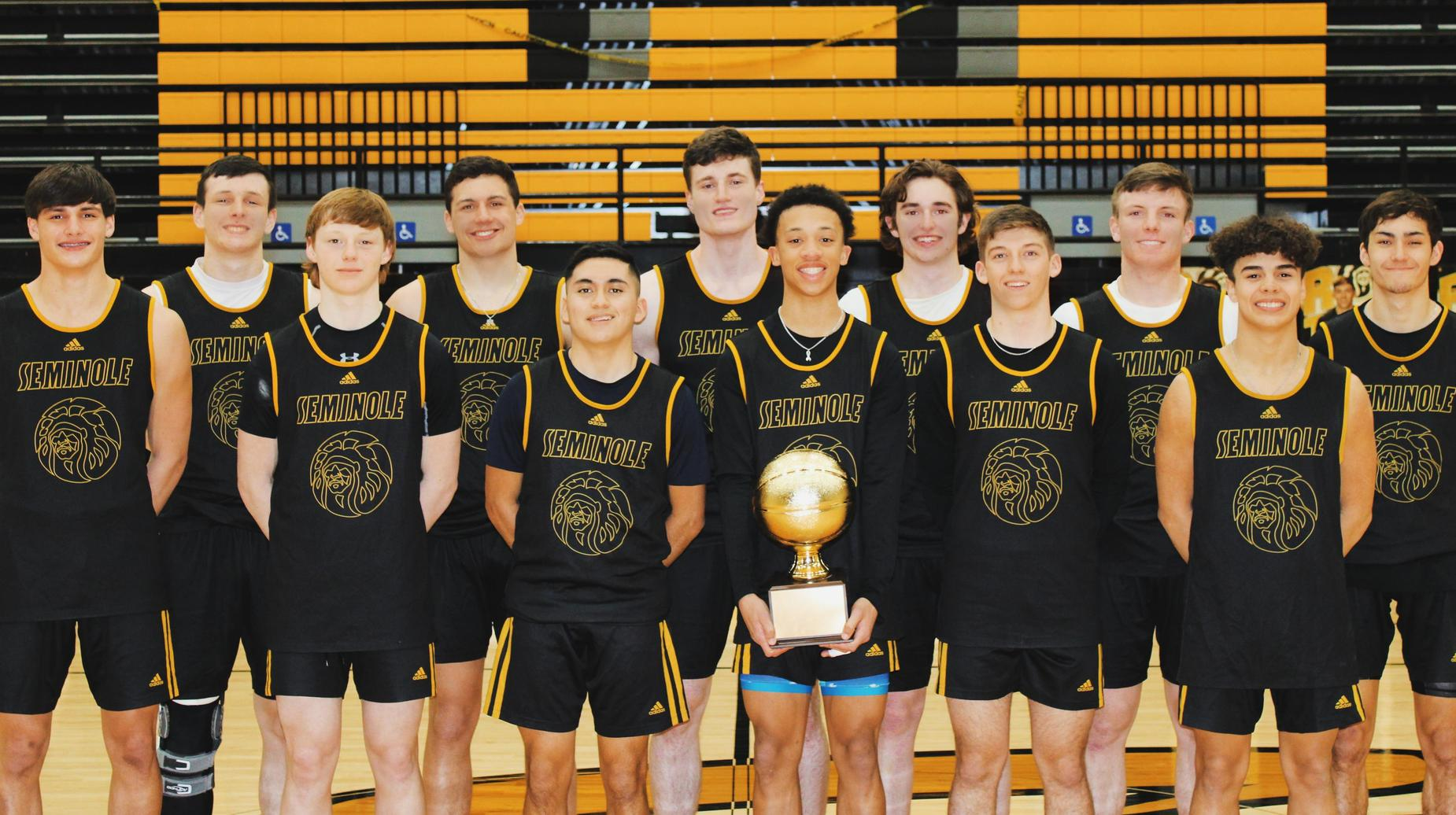seminole indians boys basketball district champions