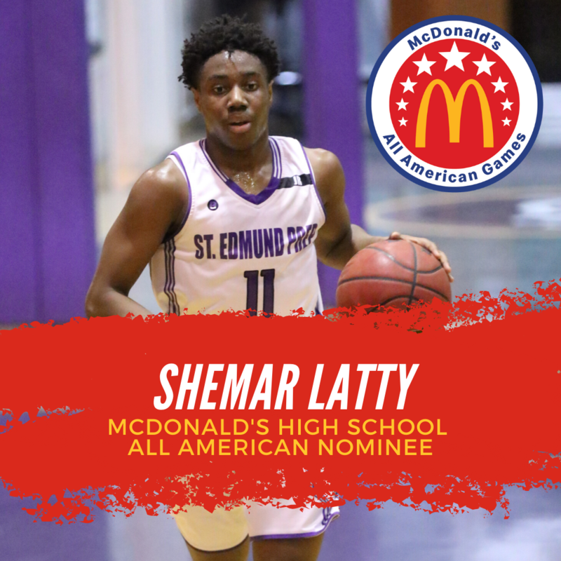 Latty '20 McDonald's All American Nominee Featured Photo
