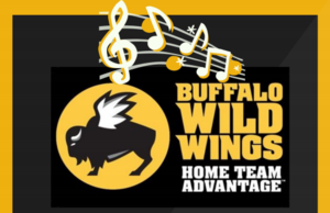 Buffalo Wild Wings graphic
