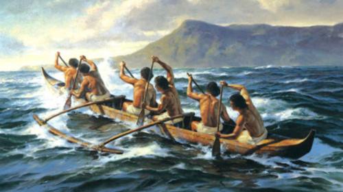 Outrigger Canoe O'ahu, Turtle Bay Resort
