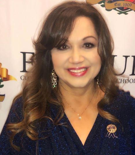 Mrs. Marla Cavazos, Principal