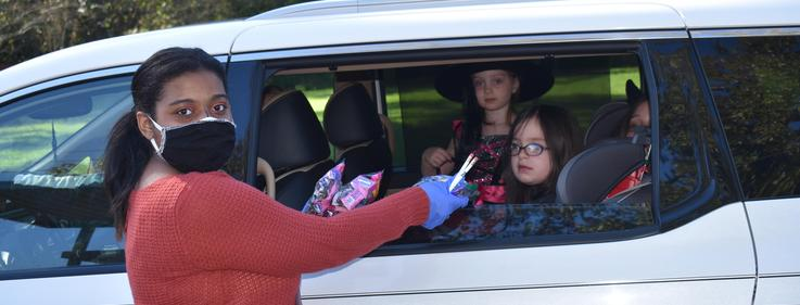 Summit Elementary Trick or Trunk 2020