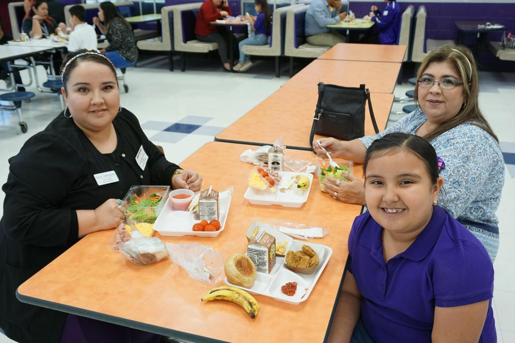 3rd Grd. Luncheon
