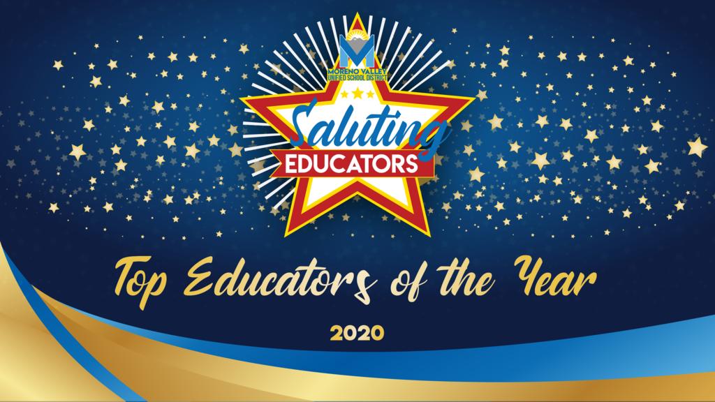 Top Educators of the Year 2020