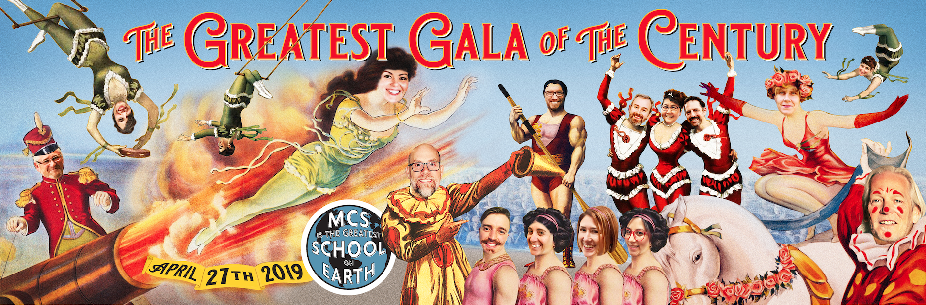 Support the MCS 2019 Gala! Image