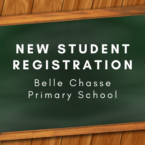 Online registration for NEW Kindergarten and First Grade students Thumbnail Image