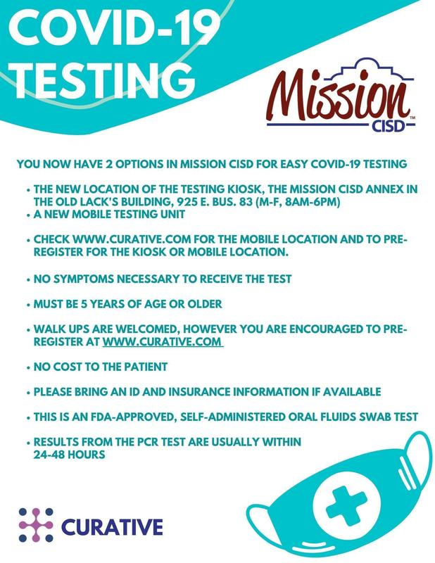COVID-19 testing options have changed in Mission area Featured Photo
