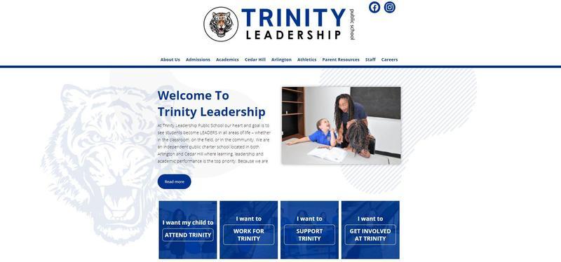 Announcing TrinityLeadership.net! Featured Photo