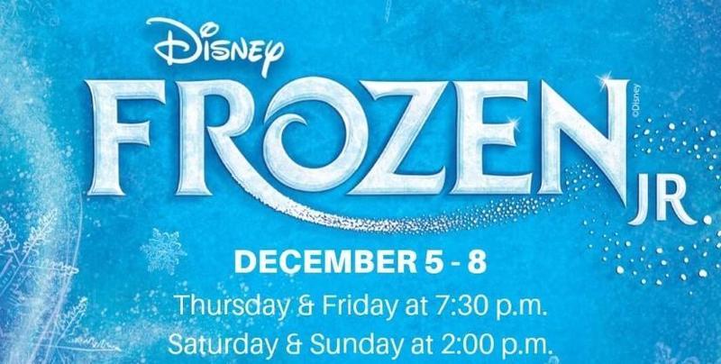 McAllen Memorial play Frozen Jr.