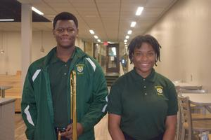 McComb School District Band Department presented the annual holiday concert