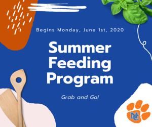 Summer Feeding Image