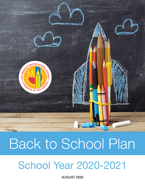 LAUSD Back to School Plan Featured Photo