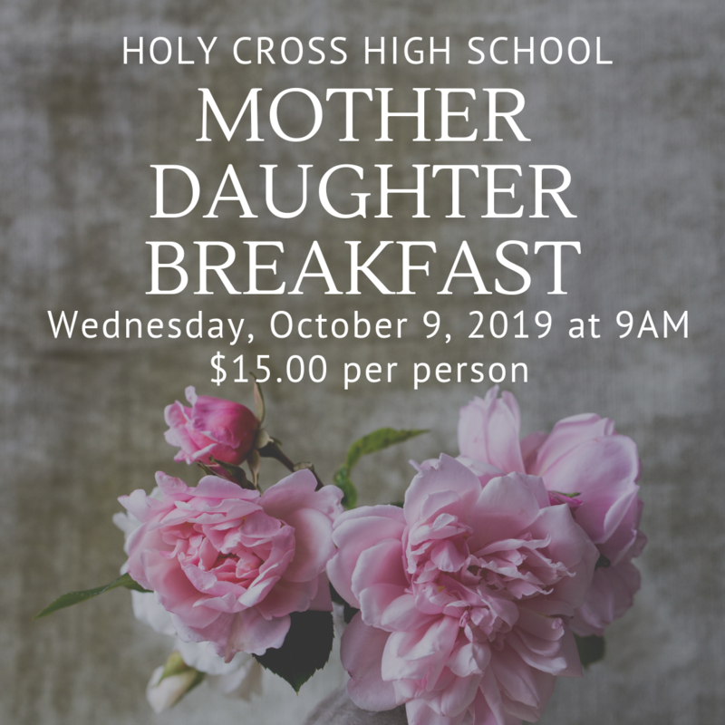 Mother/Daughter Breakfast Registration Featured Photo