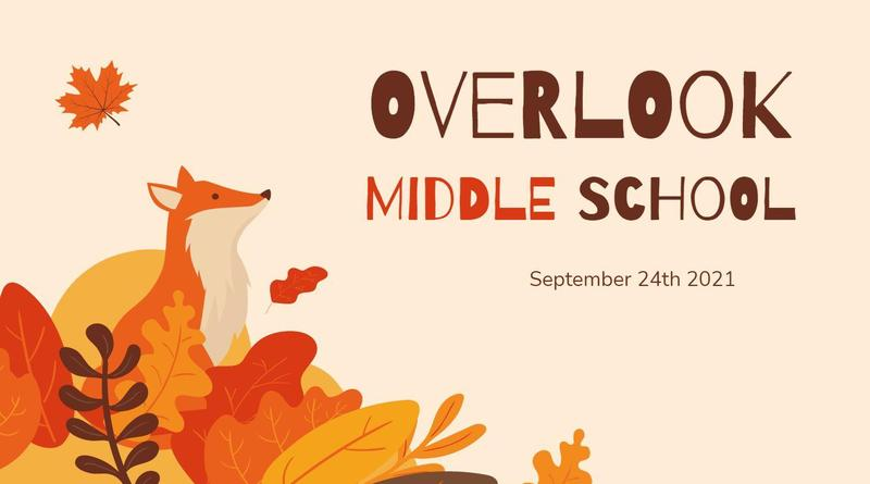 Overlook Newsletter 9/24/21