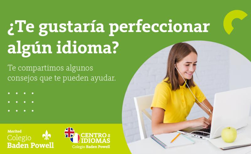 ¿Te gustaría perfeccionar algún idioma? Featured Photo