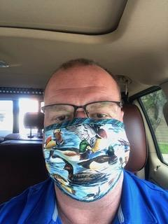 Superintendent Brown Encourages Cloth Face Coverings Featured Photo