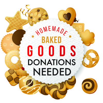 Bake Sale Donations Needed Featured Photo