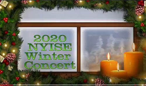 The 2020 NYISE Winter Concert Videos