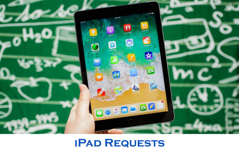 iPad Requests Featured Photo