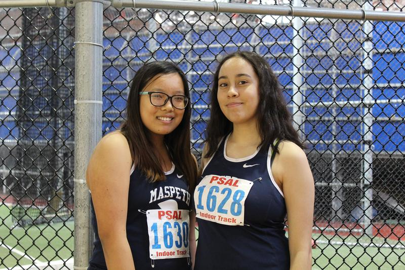 Maspeth High Indoor Track Team Competes At Armory Featured Photo