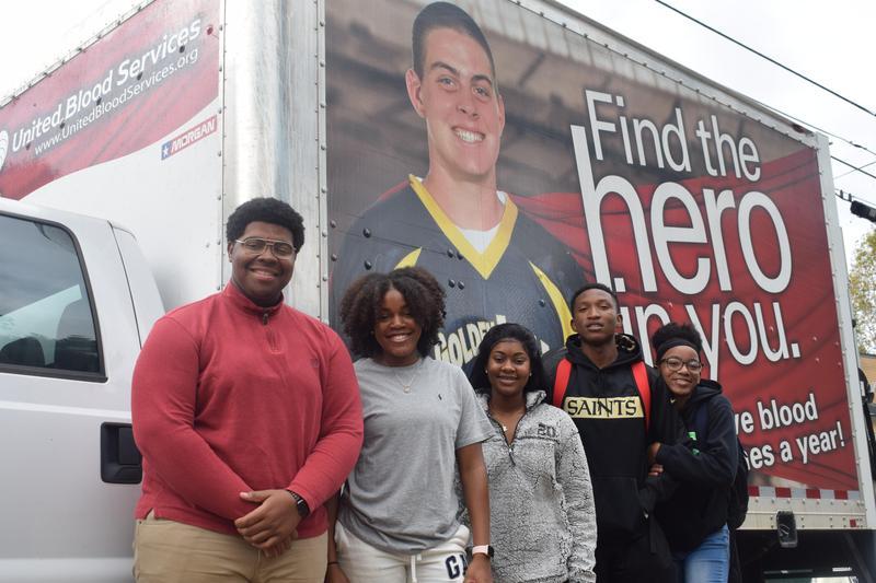 McComb High School Blood Drive 2019