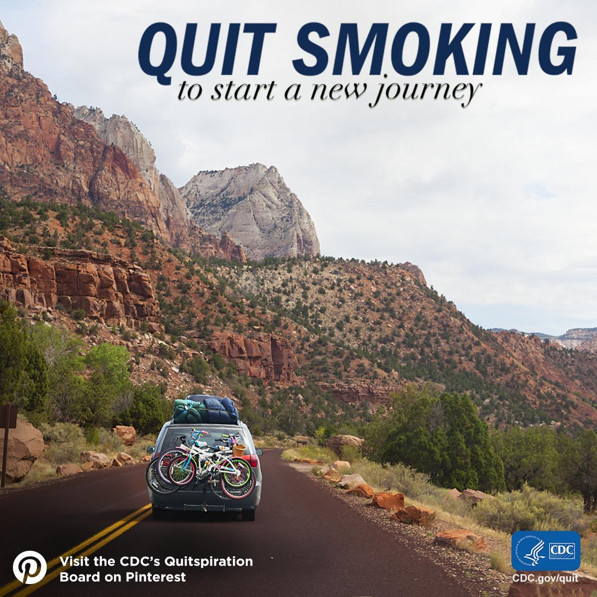 Quit Smoking, Start a new Journey