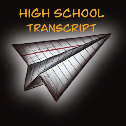 High School Transcript