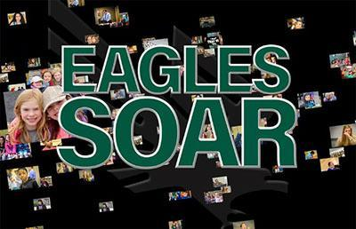 eagles soar image