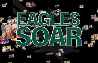 eagles soar image