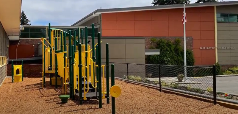 Renovated Upper Playground Area Re-Opens! Featured Photo