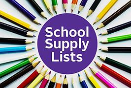 VVHS 2021-2022 School Supplies List Thumbnail Image