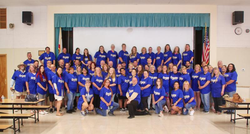LVUSD Staff Shows Spirit at Annual Breakfast Featured Photo