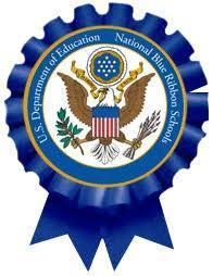 Image of a National Blue Ribbon Award