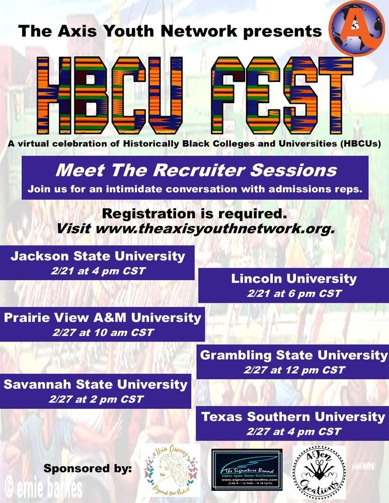HBCU Fest 2021-Meet the Recruiter