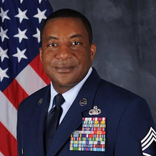 Chief Master Sgt. Dylan Smith's Profile Photo