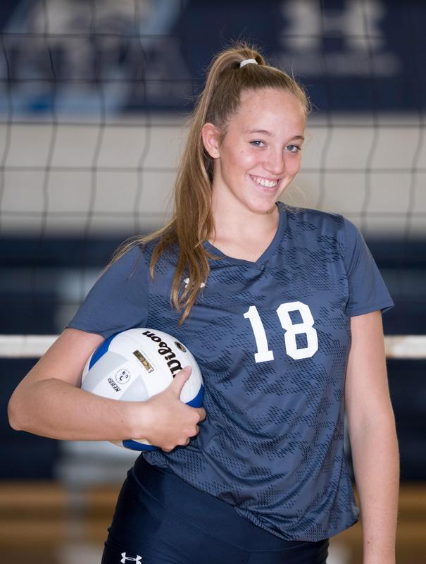 Anna Morris'20 Named 2018-19 NJ Gatorade Volleyball POY Thumbnail Image