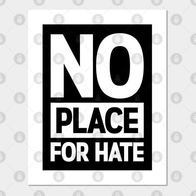 Virtual NO PLACE FOR HATE Program Featured Photo
