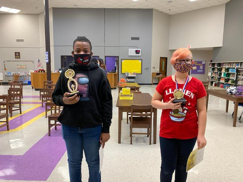 SPELLING BEE WINNERS Featured Photo